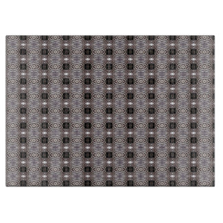 Modern unique pattern cutting board