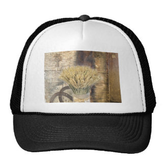 Modern  unique  trendy  fashion abstract art trucker hat