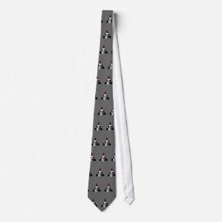 Modern Vampire Tie