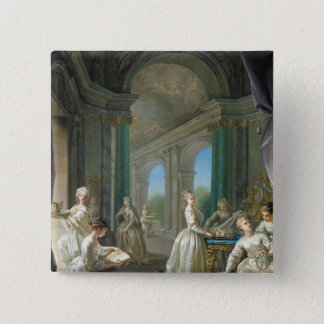 Modern Virgins, 1728 15 Cm Square Badge
