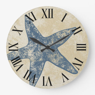 Modern Wall Clock - Starfish Clock