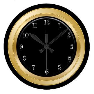 contemporary wall clocks