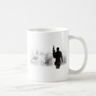 Modern Warefare 3 Basic White Mug
