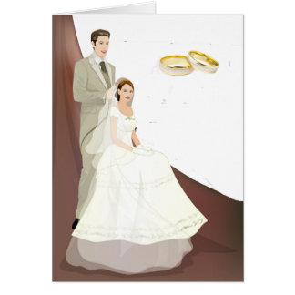 Modern Wedding Invitation card no 4