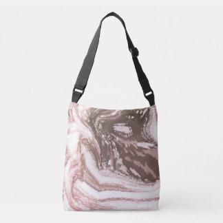 Modern_White_Browen All-Over-Print Cross Body Bag