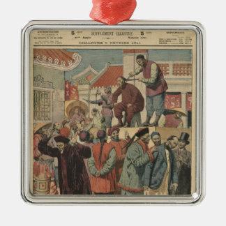 Modernisation of China Christmas Ornament
