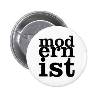 Modernist Buttons