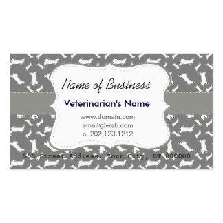 Modernist Plain Bold Business Cards