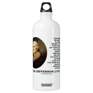 Modest Cottage Books Family Old Friends Bacon SIGG Traveller 1.0L Water Bottle