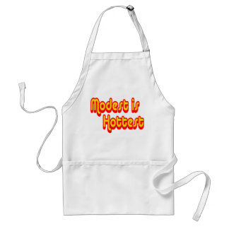 Modest is Hottest Aprons