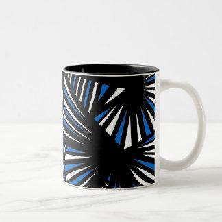 Modest Keen Elegant Determined Two-Tone Mug