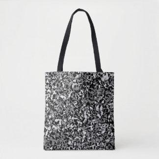 Modestly Monochrome Tote Bag