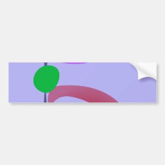 Modesty 39 bumper sticker