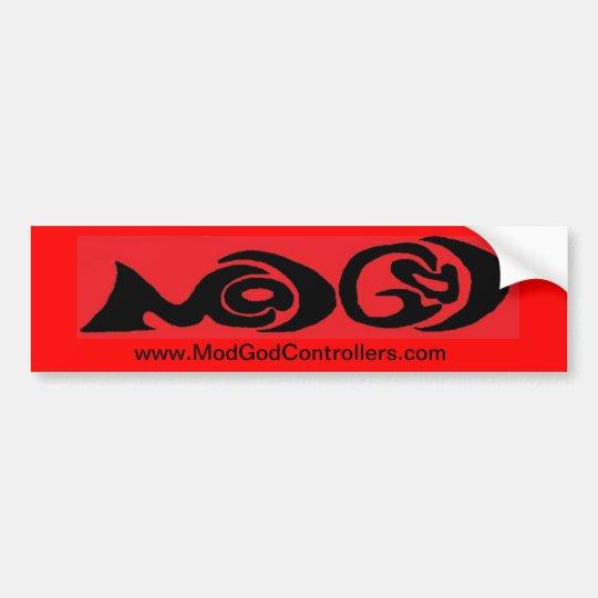 ModGodControllers Bumper Sticker