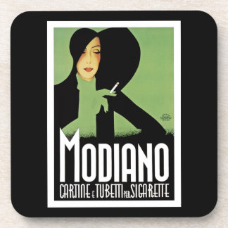 Modiano Cigarette Papers Drink Coaster