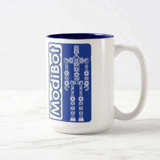 ModiBot 'Build your own' Action figure Mug