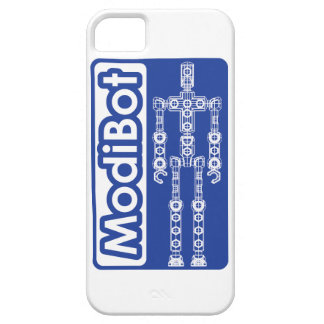 ModiBot 'Build your own' Action figure phone case iPhone 5 Covers