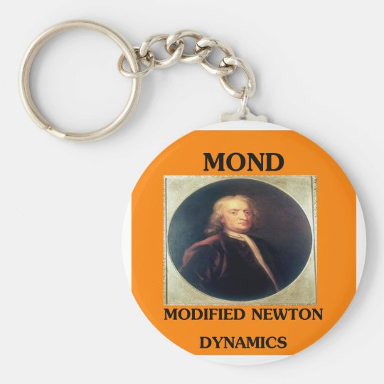 modifie newtonian dynamics physics design key ring