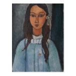 Modigliani Amedeo Portrait Postcards