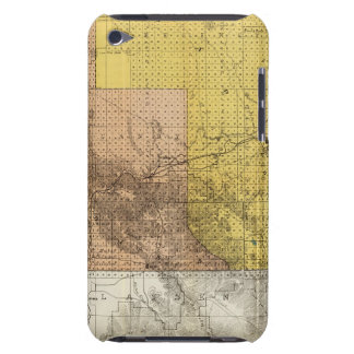 Modoc County, California iPod Touch Case