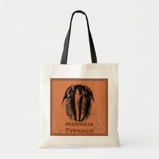 Modocia Typicalis Fossil Trilobite Tote Bag