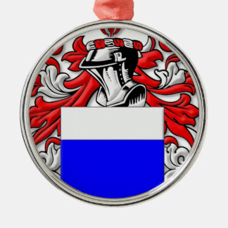 Modrall Coat of Arms Christmas Ornaments