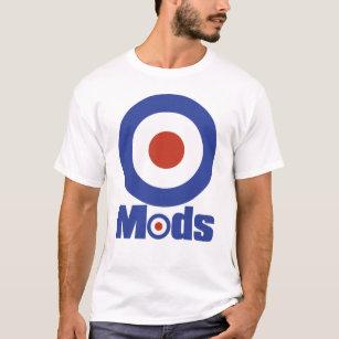 Mod Logo Clothing - Apparel, Shoes & More | Zazzle UK