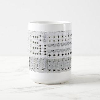 Modular Synthesizer Coffee Mug