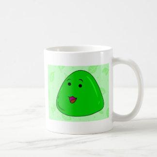 Moe Blob Collection Basic White Mug