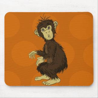 Moe Monkey Mouse Pad