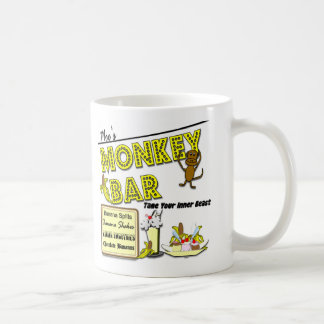 Moe's Monkey Bar Banana Splits Coffee Mug