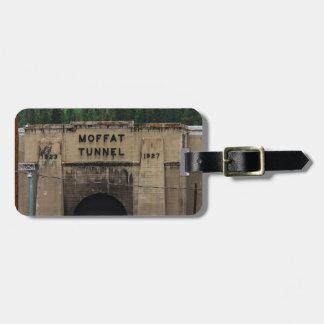 Moffat Tunnel Colorado Bag Tag