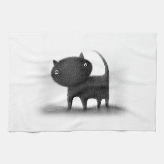 Mog Tea Towel