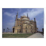 Mohammed Ali Mosque at the Citadel of Cairo, 2 Greeting Card