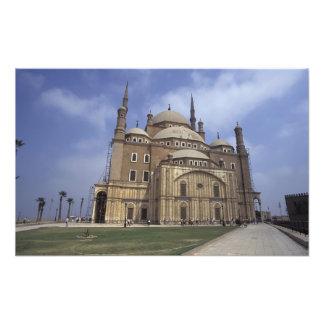 Mohammed Ali Mosque at the Citadel of Cairo, 2 Photo Print