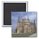 Mohammed Ali Mosque at the Citadel of Cairo, 2 Square Magnet