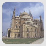 Mohammed Ali Mosque at the Citadel of Cairo, 2 Square Sticker