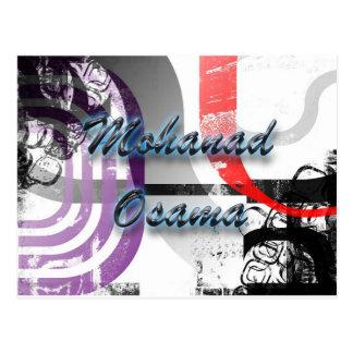 mohanad osama postcard