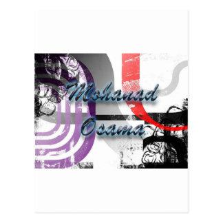 mohanad osama post card