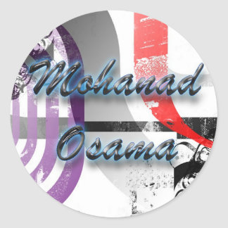 mohanad osama stickers