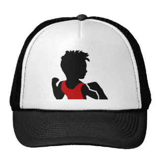 Mohawk Kid Cap