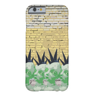 Mohawk Martian iPhone Case