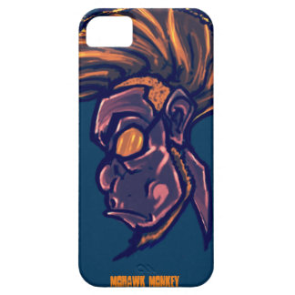 Mohawk Monkey phone case