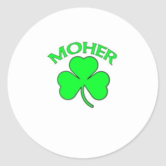 Moher Stickers