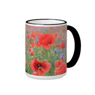 Mohn Tee Tassen