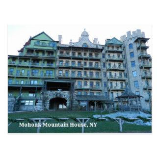 Mohonk Mountain House, New Paltz, NY Postcard