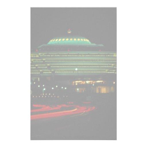 Moi Building, Riyadh, capital of Saudi Arabia Stationery