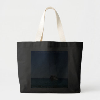 Moira at anchor,  Agua Verde, BCS, Mexico Tote Bags