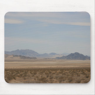 mojave desert mouse pad