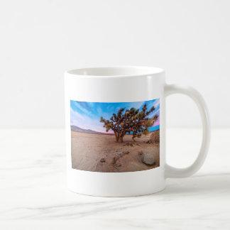 Mojave Joshua Tree Coffee Mugs
